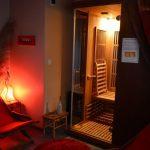 L' espace Sauna